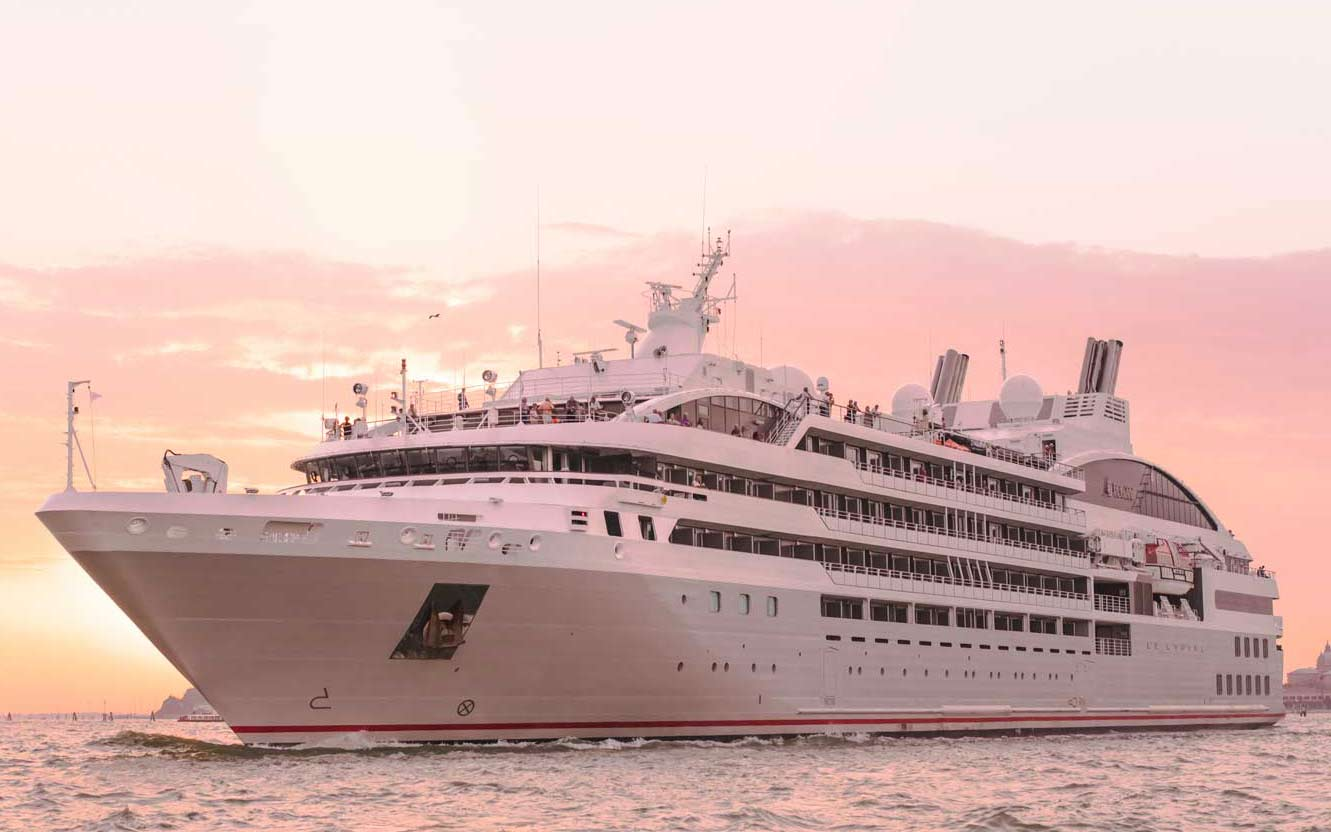 Five Things to Know About Ponant's Le Lyrial Cruise Ship