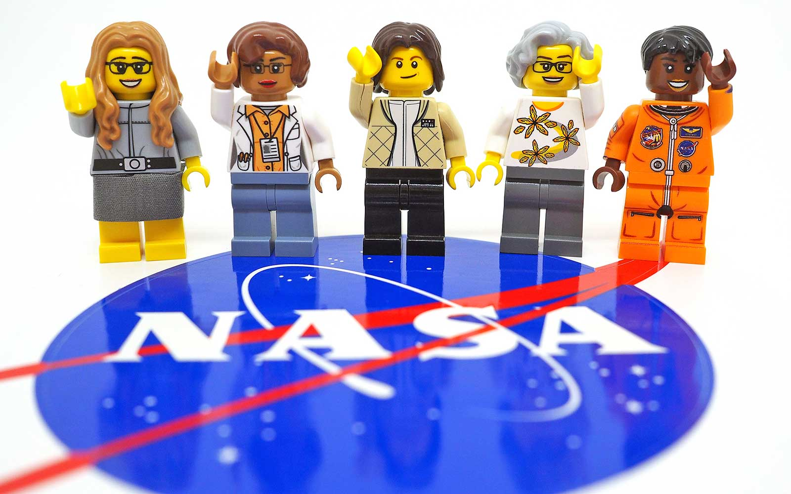 Lego Is Going to Sell a Women in NASA Set