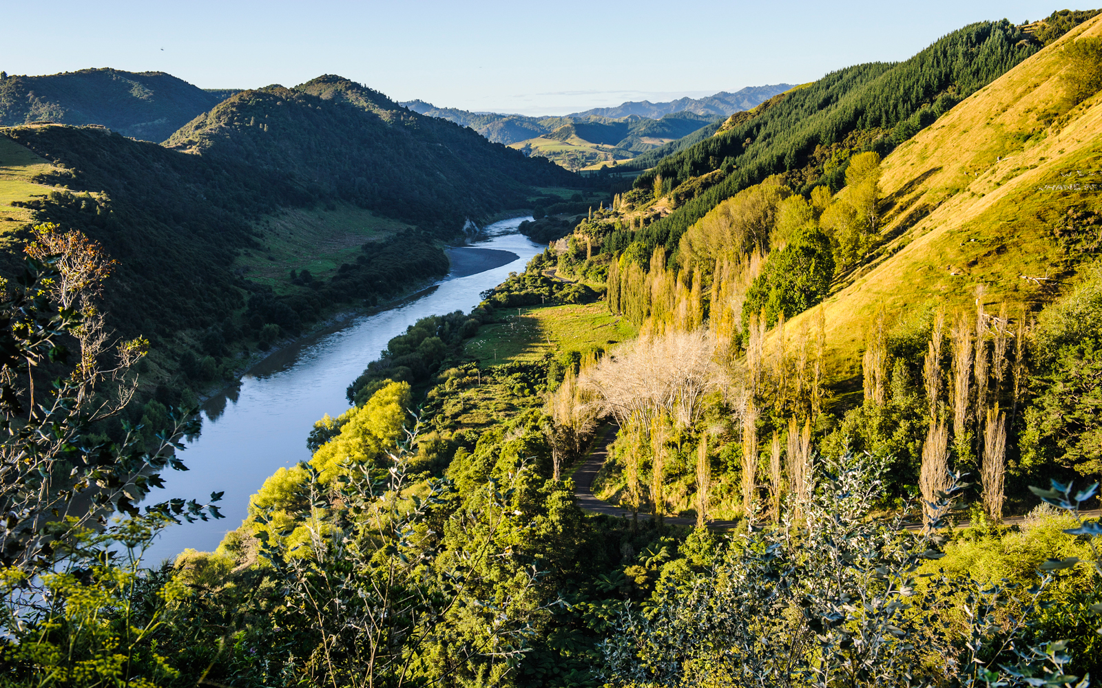 New Zealand: Whanganui River Given Legal Rights