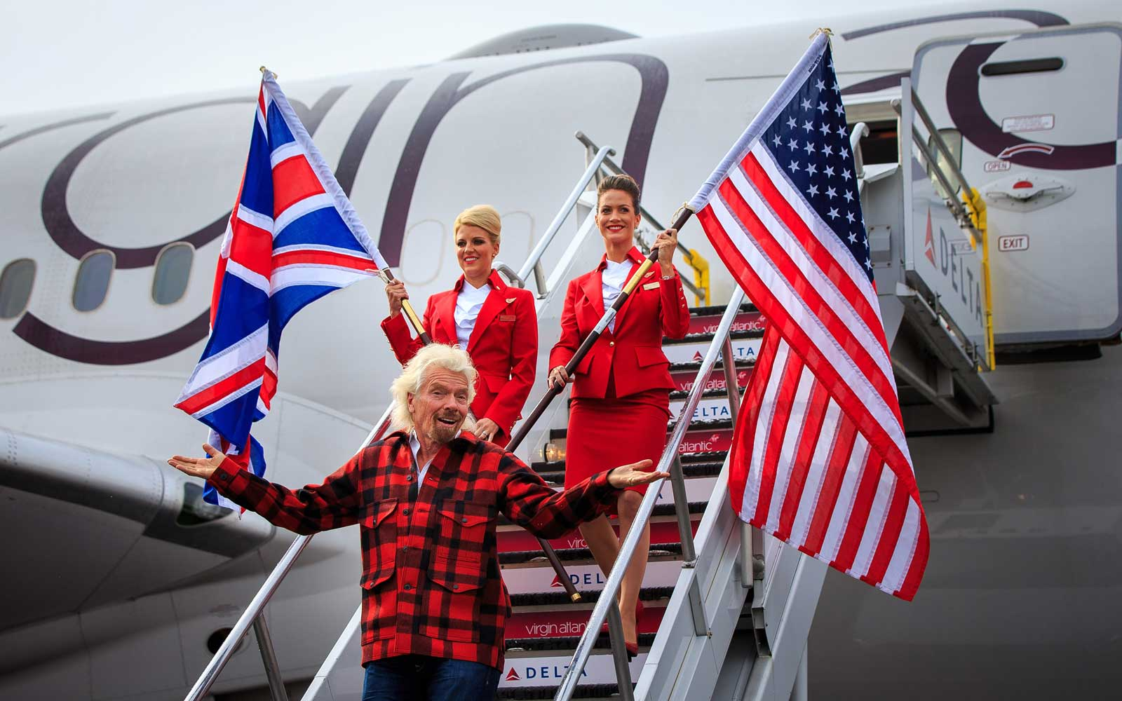 Virgin Atlantic Adds New Route From London to Seattle