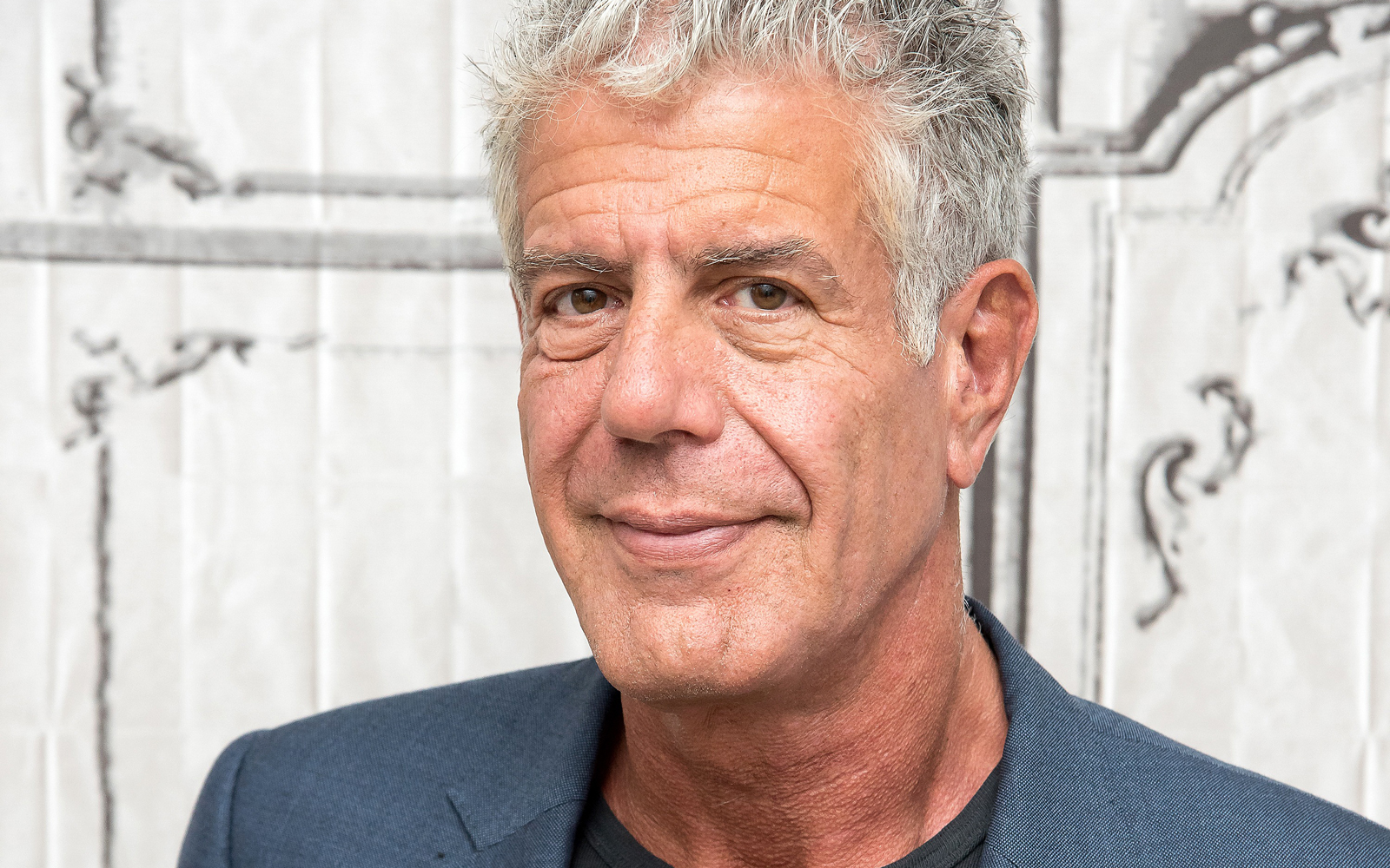 Anthony Bourdain Is Launching His Own Digital Platform