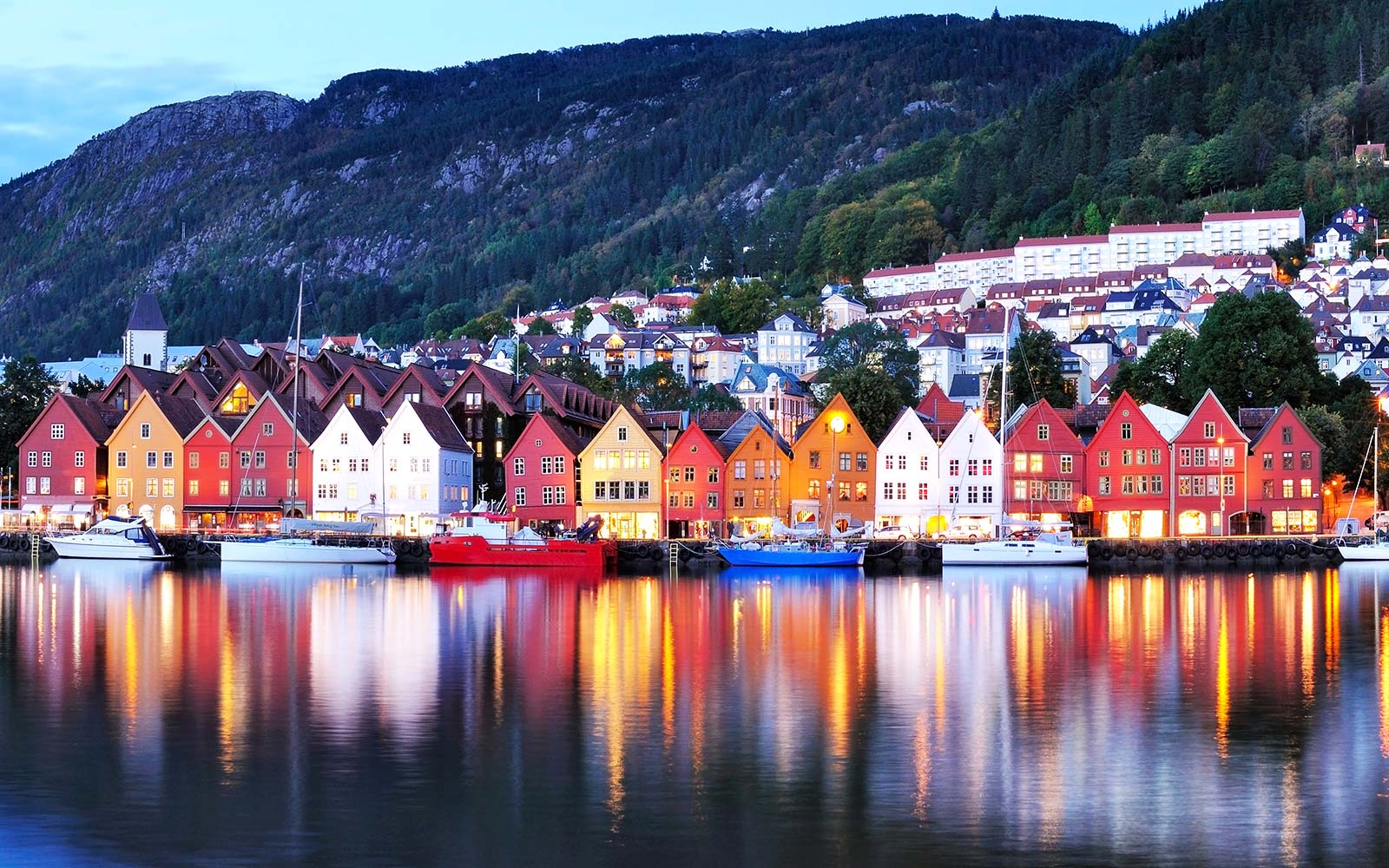 Flight Deals to Norway: $89 One-way from U.S.