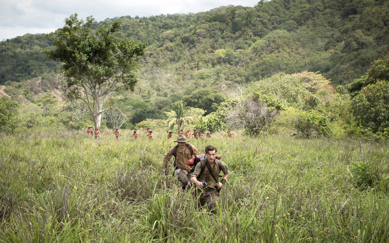 What It Was Like Making 'The Lost City of Z' on the Coast of Colombia