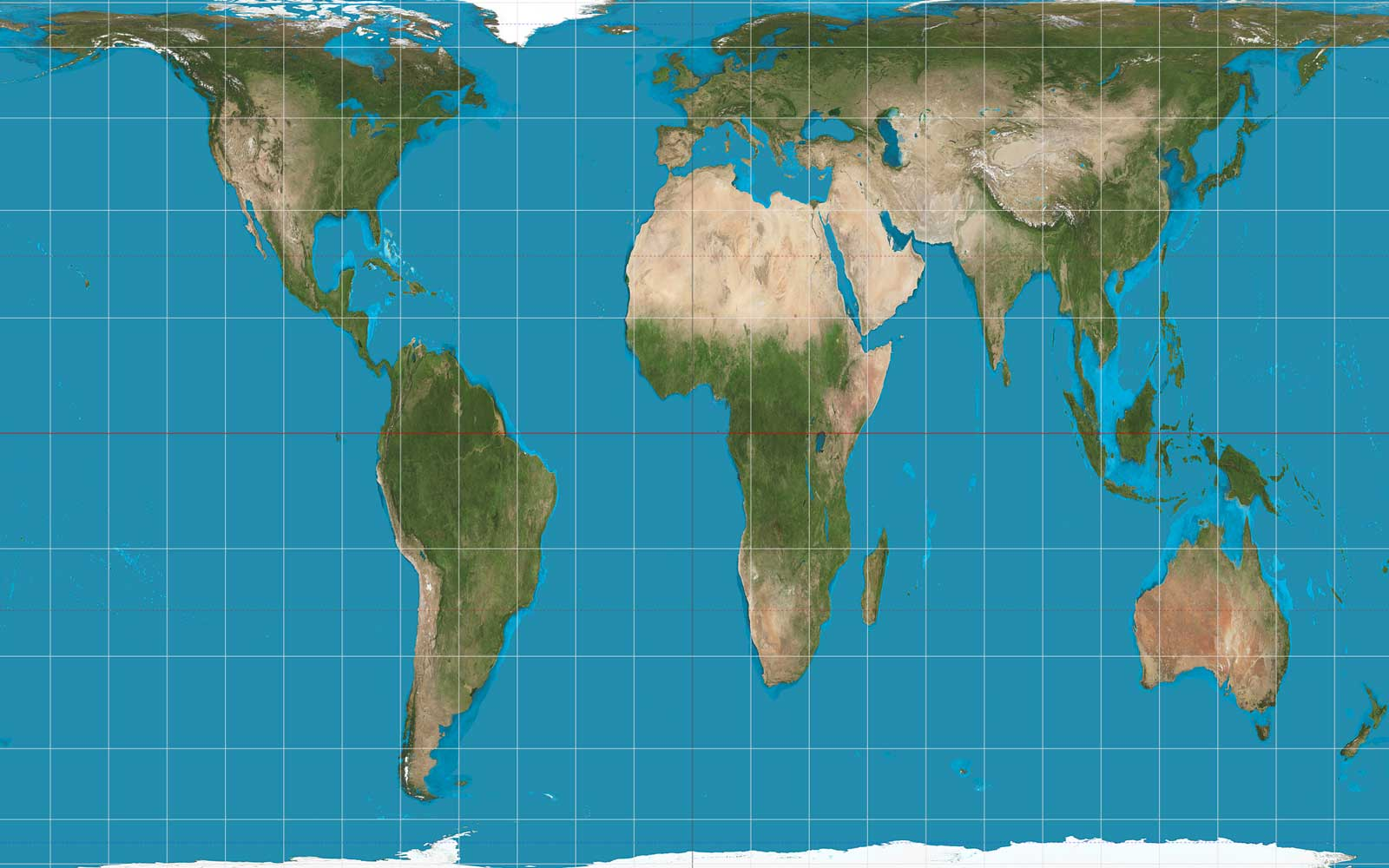 Why Some U.S. Classrooms are Replacing Traditional World Maps