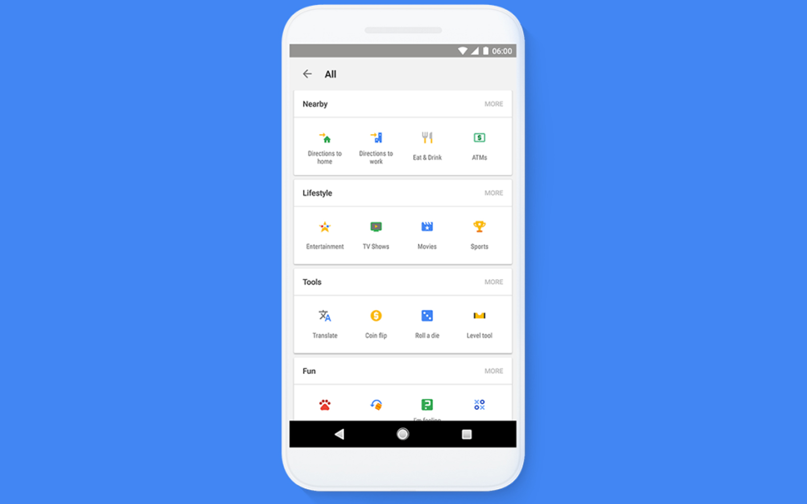 Google Is About to Look a Bit Different on Your Smartphone