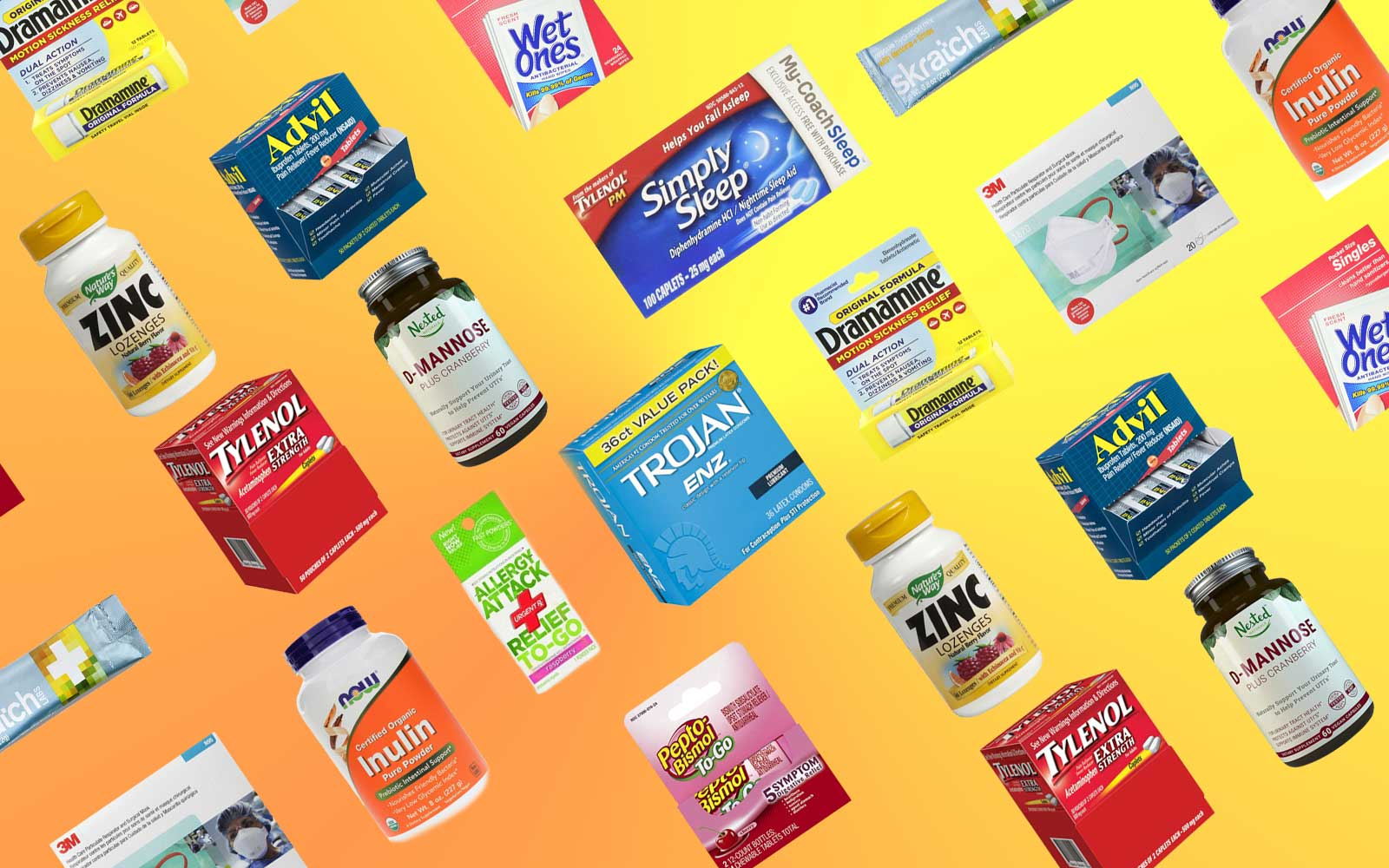 Medicine to Pack in Your Carry-on