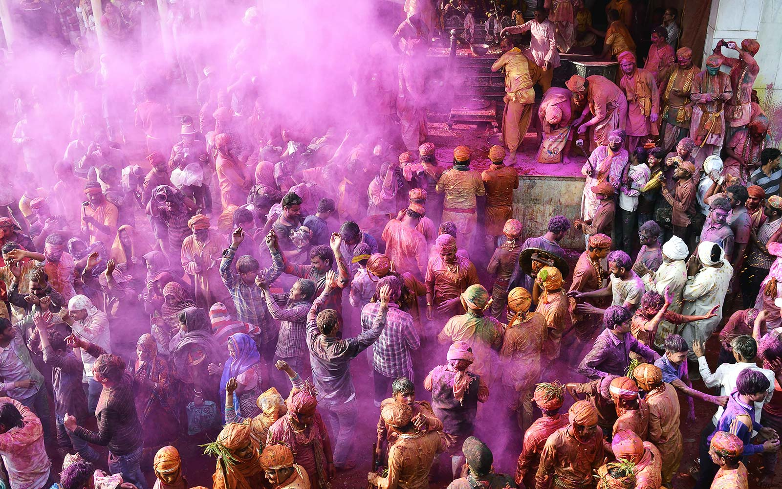 Holi 2017: When Is the Festival of Colors and How to Celebrate