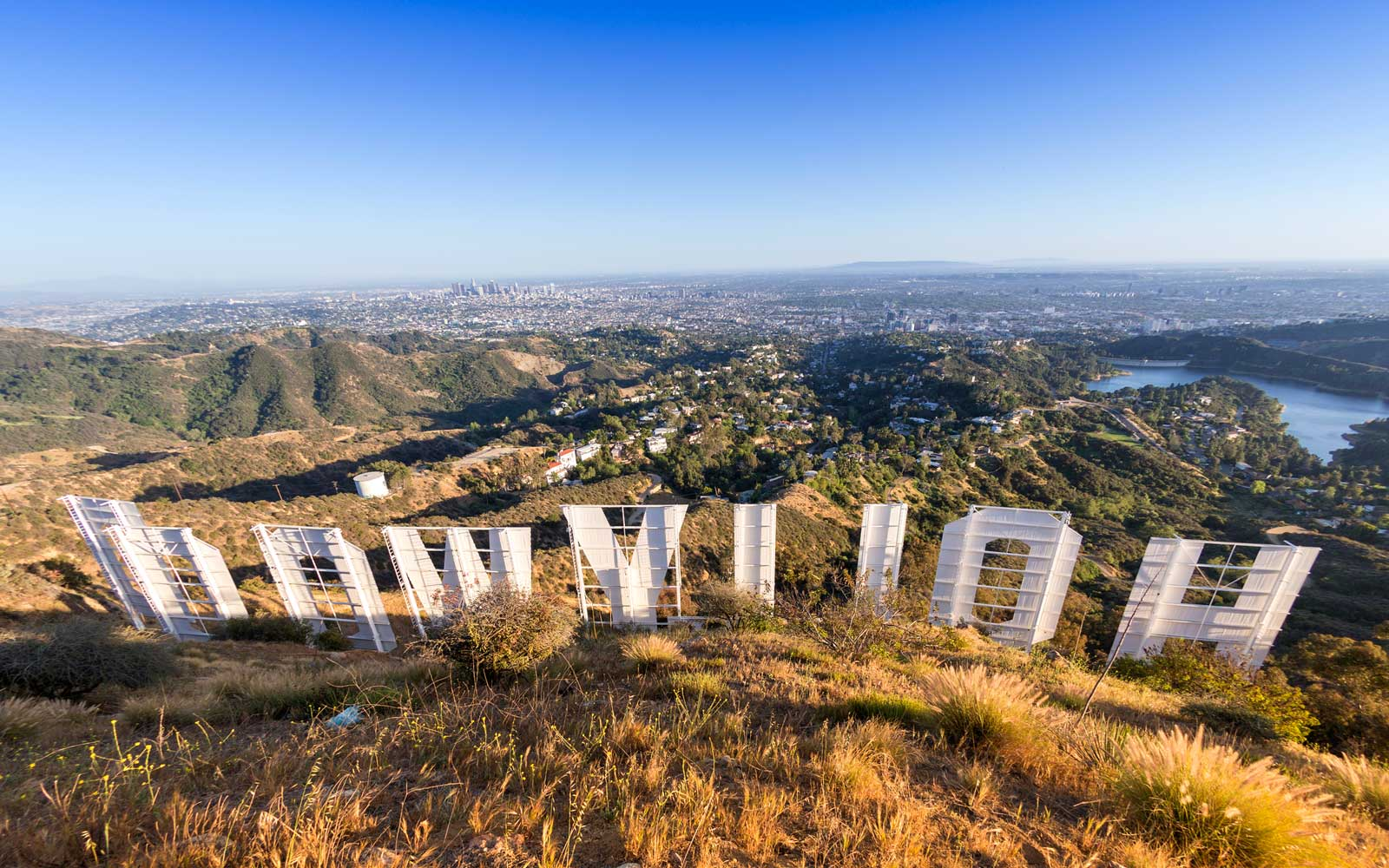 Hiking to the Hollywood Sign Could Soon Get More Difficult