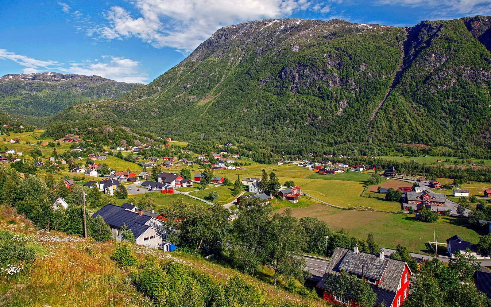Norway's Largest Theme Park Will Be the 'Viking Capital of the World'