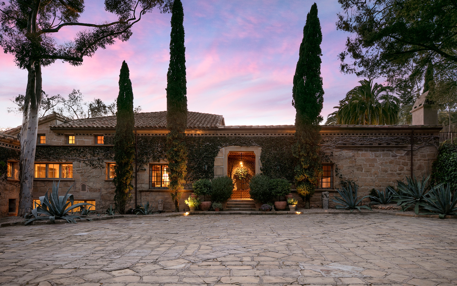 Ellen DeGeneres Lists Her Stunning Santa Barbara Estate for $45 Million
