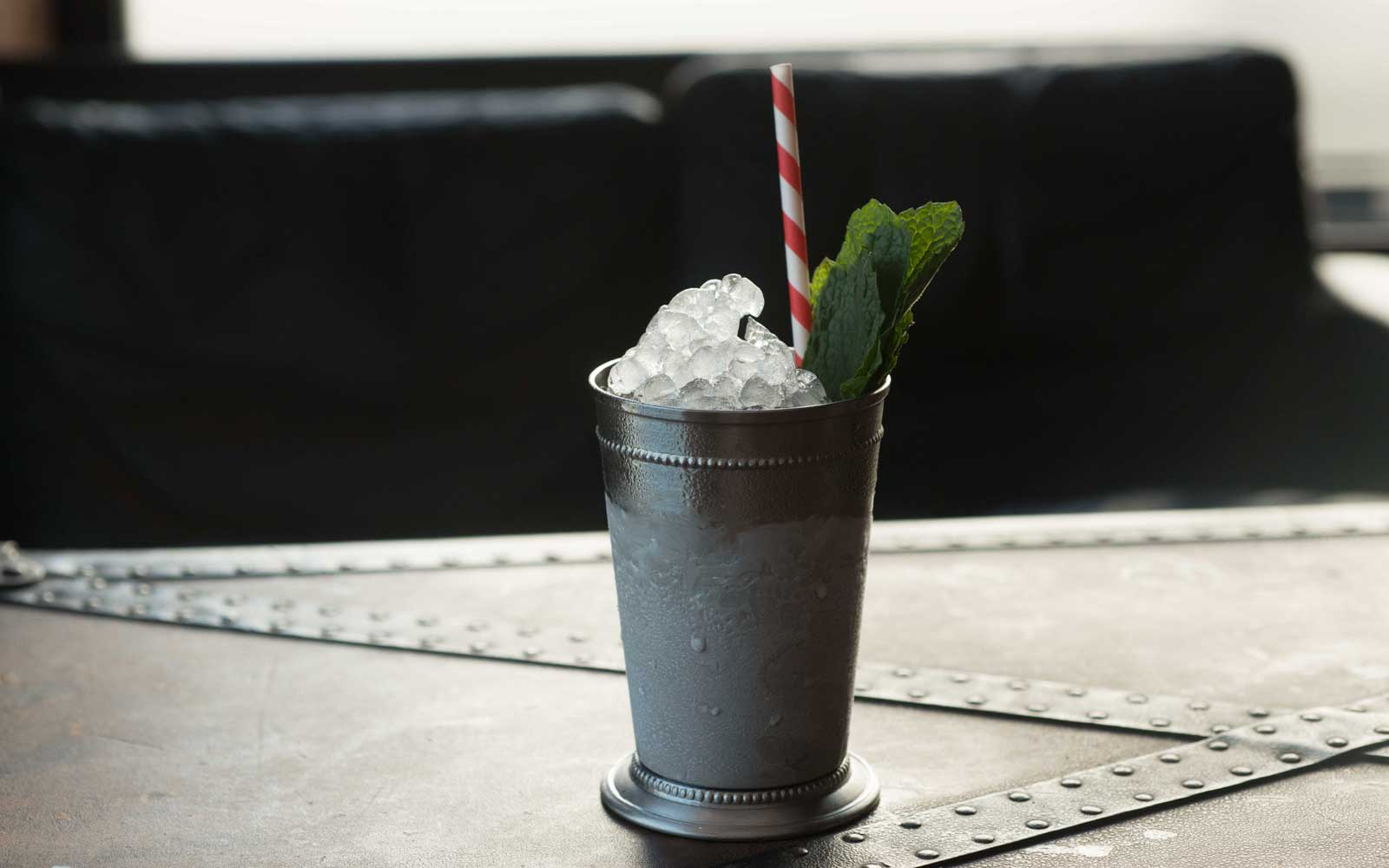 Rethinking Mint Juleps