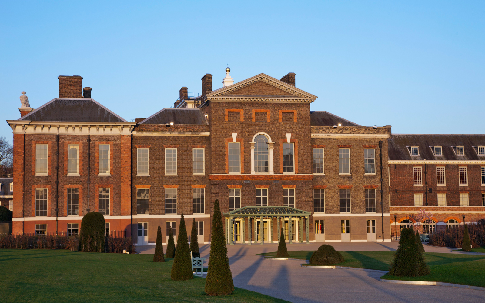 Kensington Palace Is Getting a Facelift — But It Won't Affect Prince William and Princess Kate