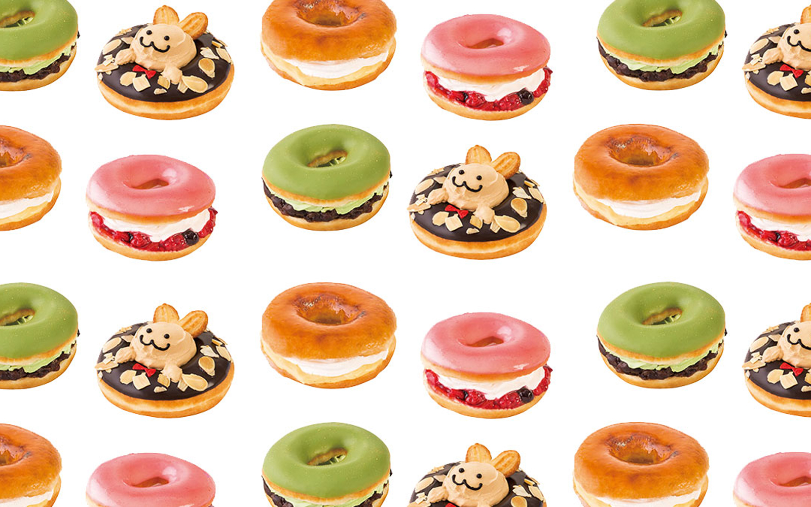 Krispy Kreme Has A New Line of 'Luxury' Doughnuts
