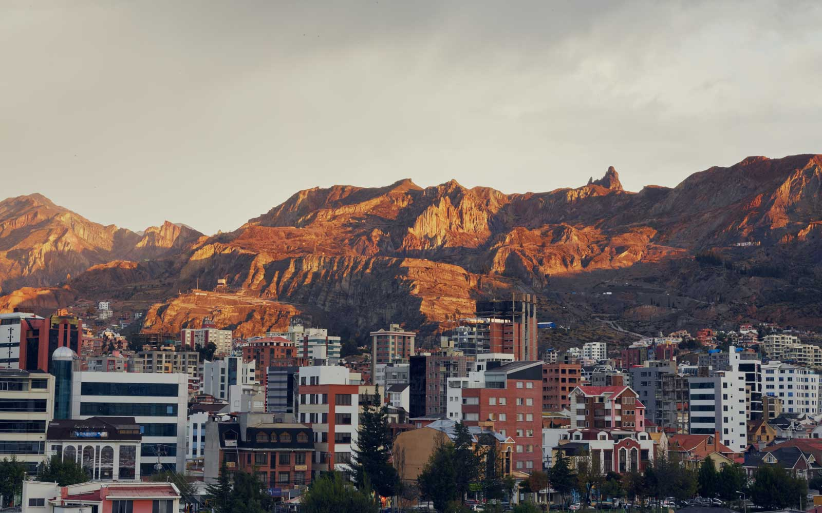 Why La Paz Is Now South America's Coolest City