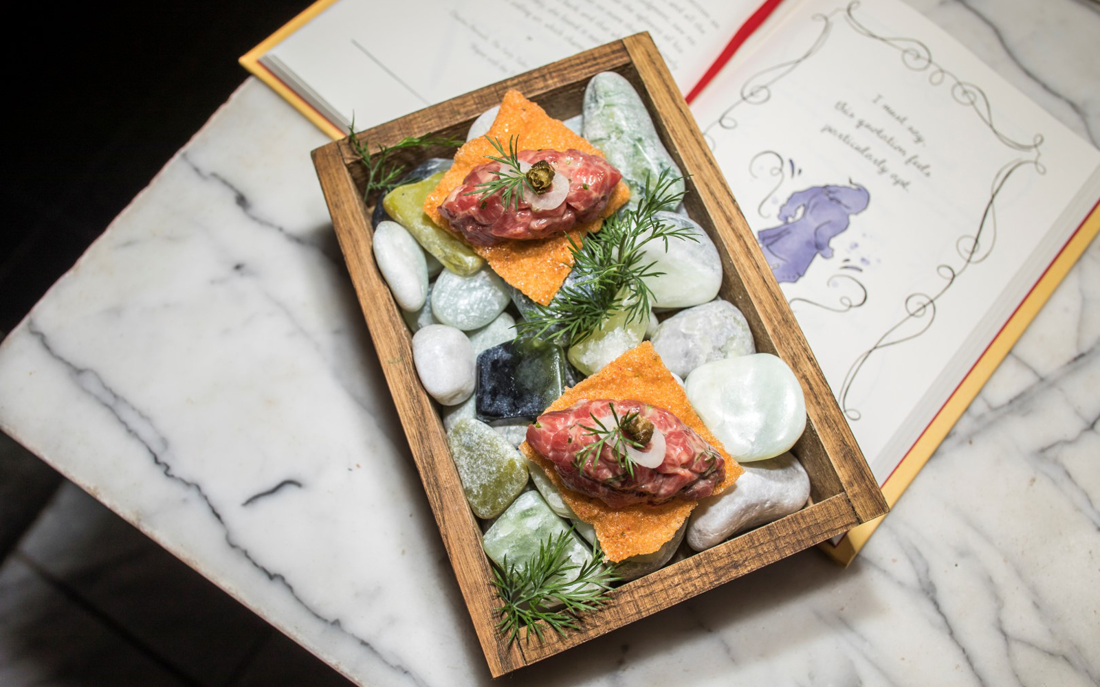 Jose Andrés' 10-course 'Beauty & the Beast'-inspired Dinner Will Make You Feel Like Belle