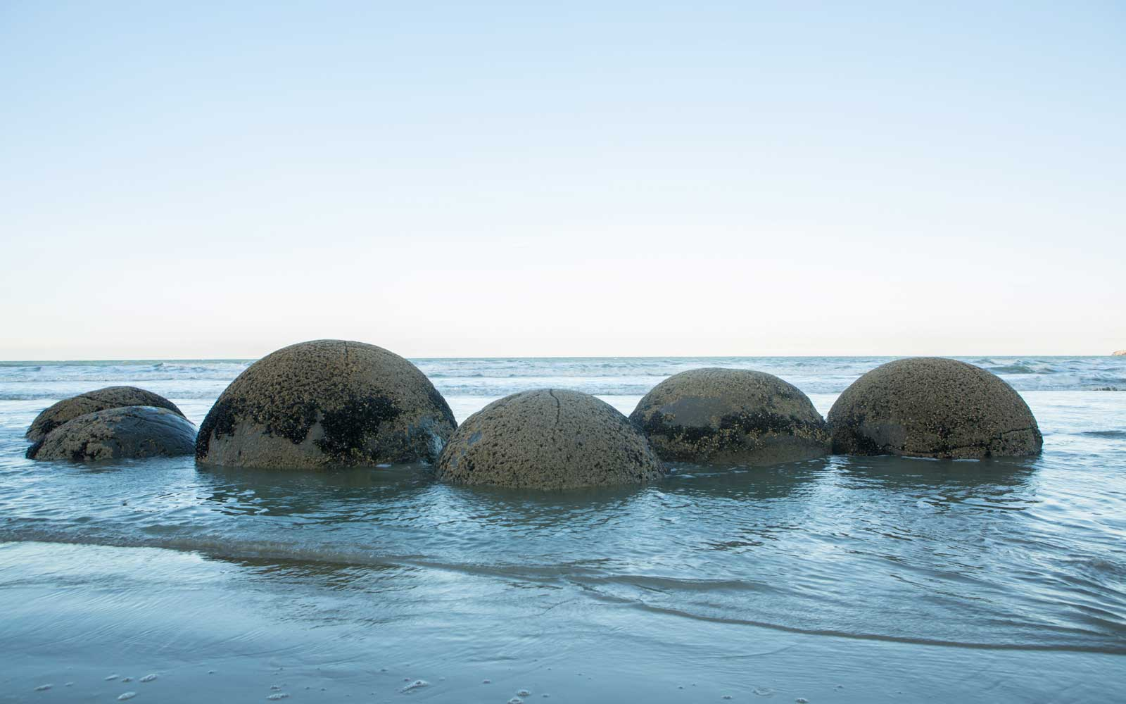 New Zealand's Moeraki Boulders Belong on Everyone's Bucket List