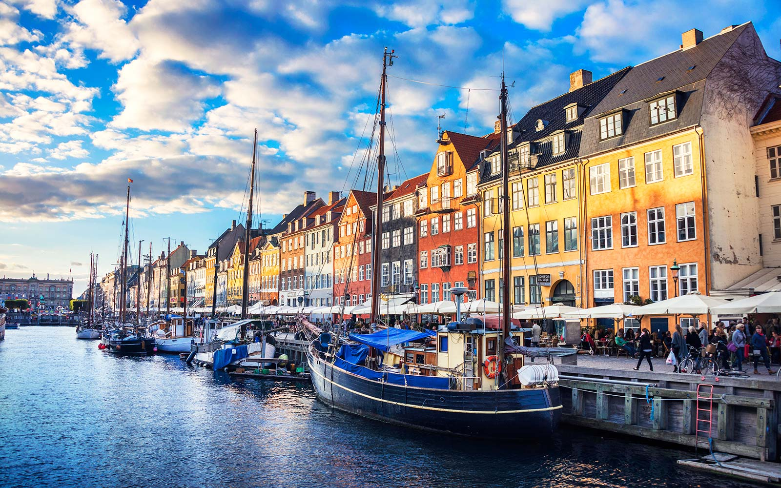 Fly From the U.S. to Copenhagen for $332 Round-trip