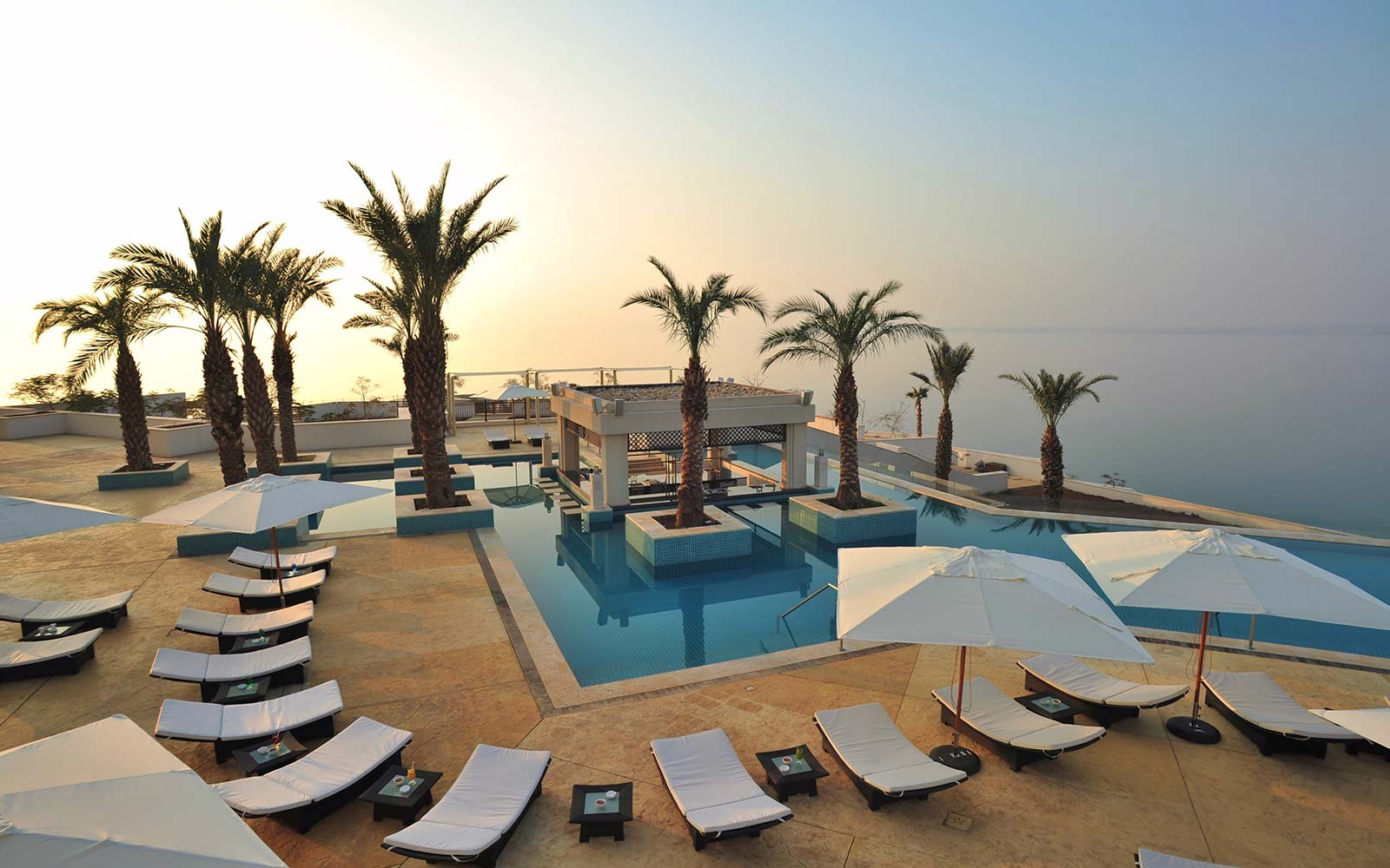 The Hilton Dead Sea Resort & Spa Opens at the Lowest Point on Earth