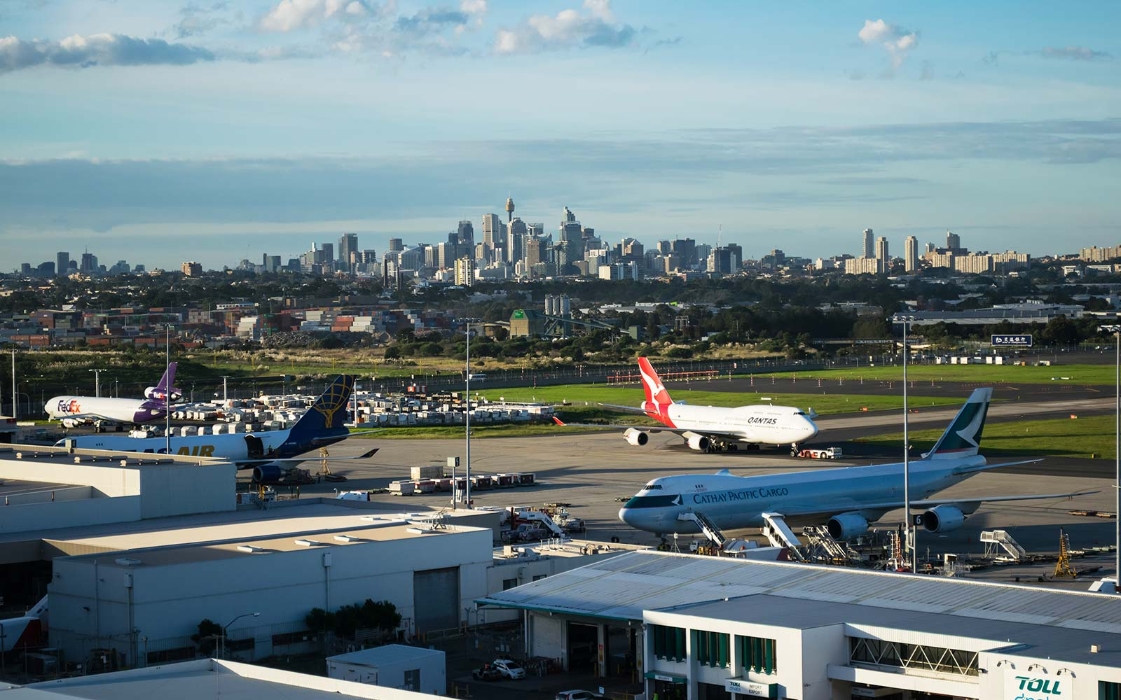 A Plane in Australia Made an Emergency Landing After a Propeller Fell Off