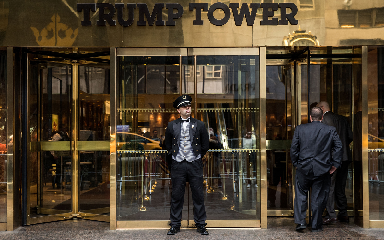 Secret Service Requests Extra $60 Million for Trump Security — Almost Half to Protect Trump Tower