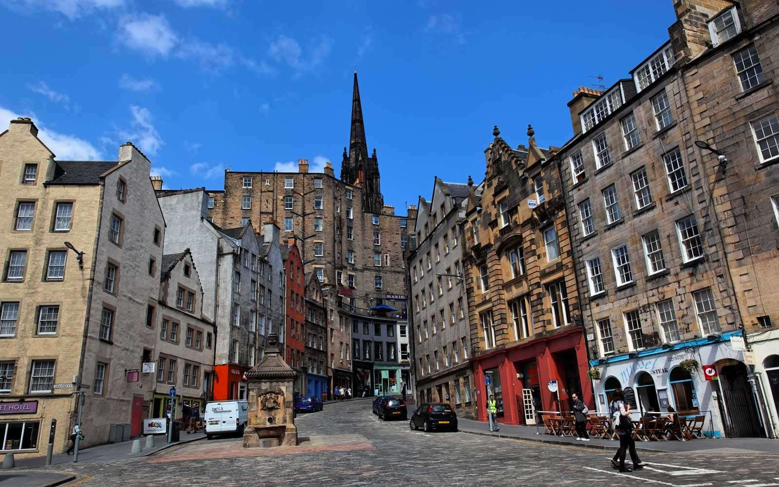 How to Plan a Harry Potter-Themed Trip to Edinburgh