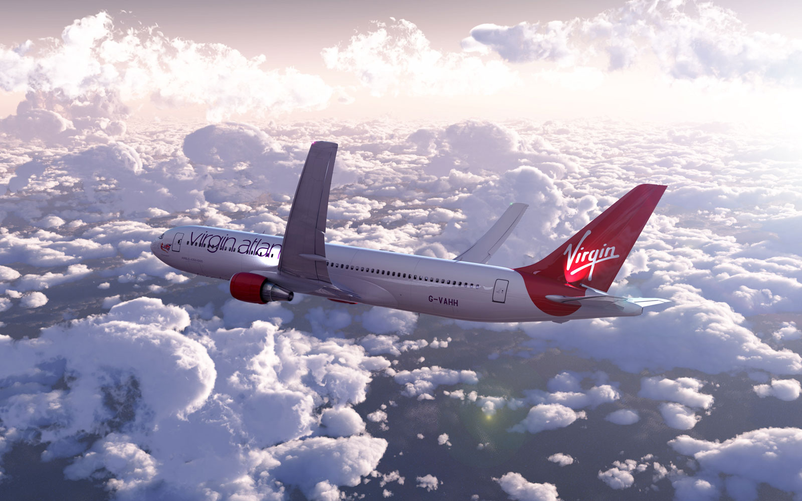 Virgin Atlantic Creates World's First Passenger Jet with Flapping Wings