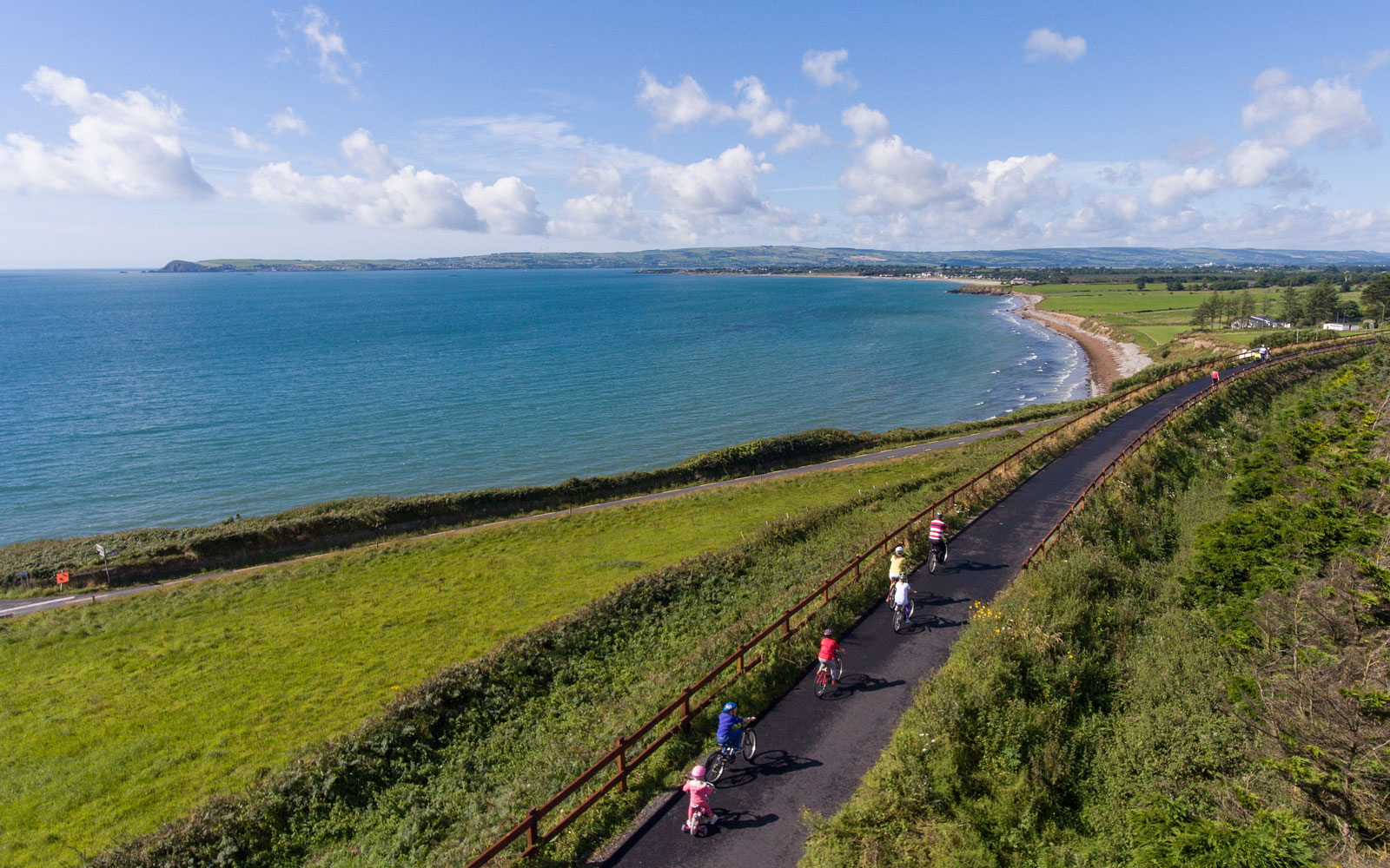 Ireland's Waterford Greenway Offers Cyclists a New Way to Tour its Gorgeous Landscapes