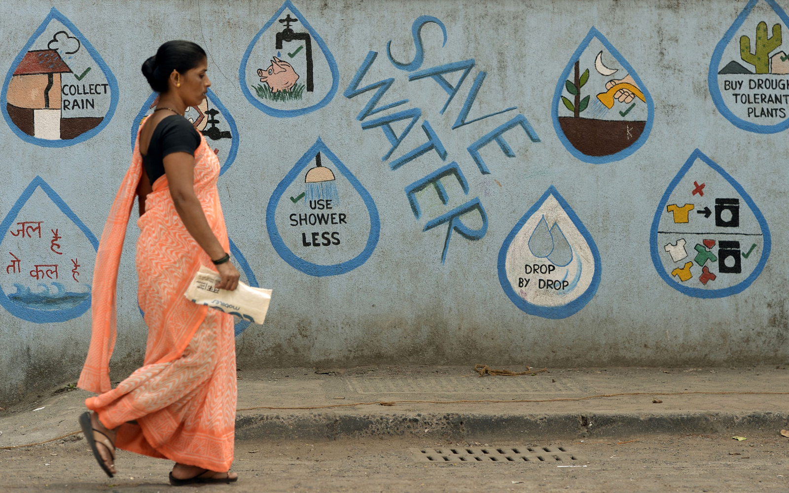 World Water Day: What To Know About The Water Crisis