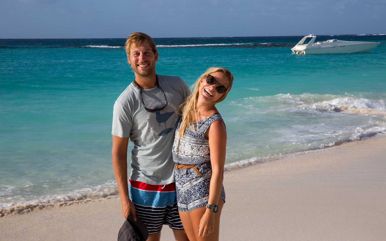 This Couple Quit Their Jobs to Sail Around the Caribbean for 10 Months