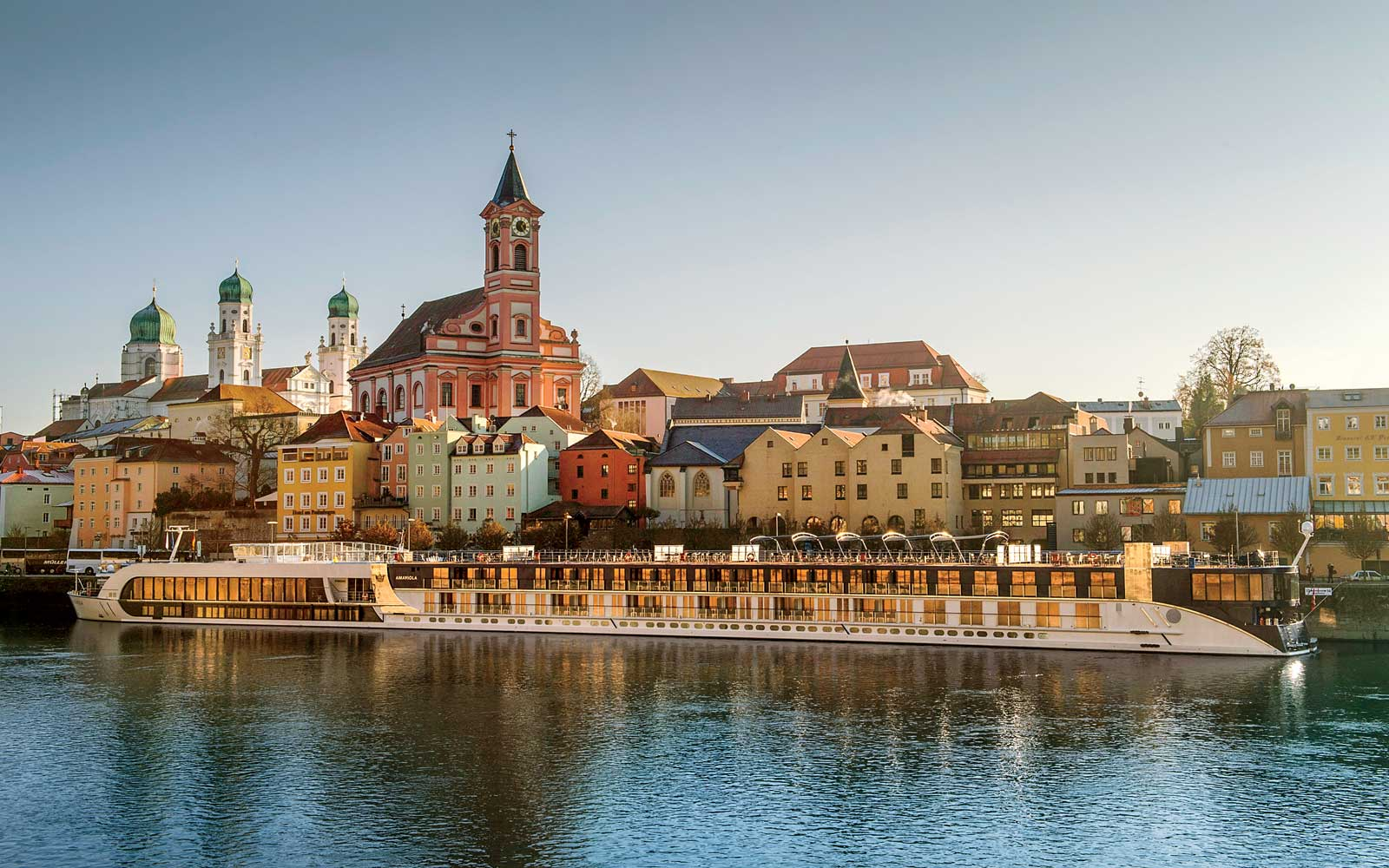 What It's Like to Cruise Down the Danube River