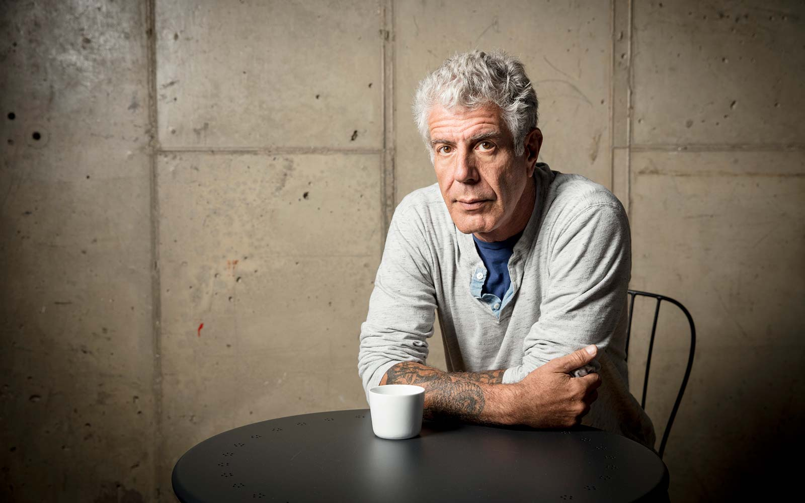 Anthony Bourdain Launches New Digital Travel Guide
