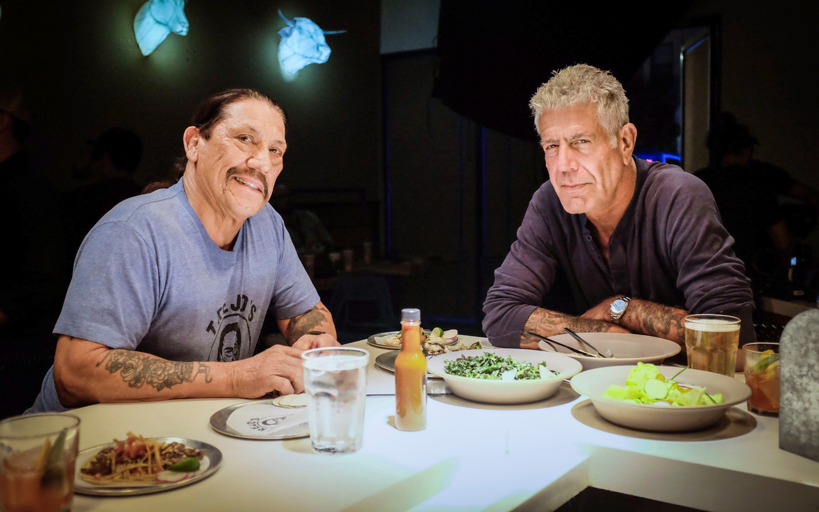Anthony Bourdain is back with 'Parts Unknown' to show another side of L.A.