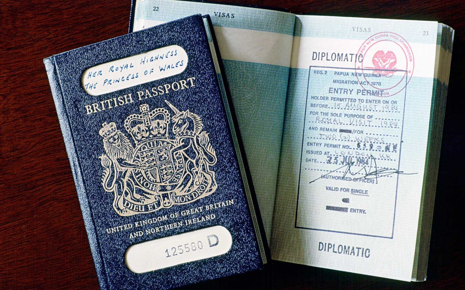Why Britain's Passports Could Change to Blue After Brexit