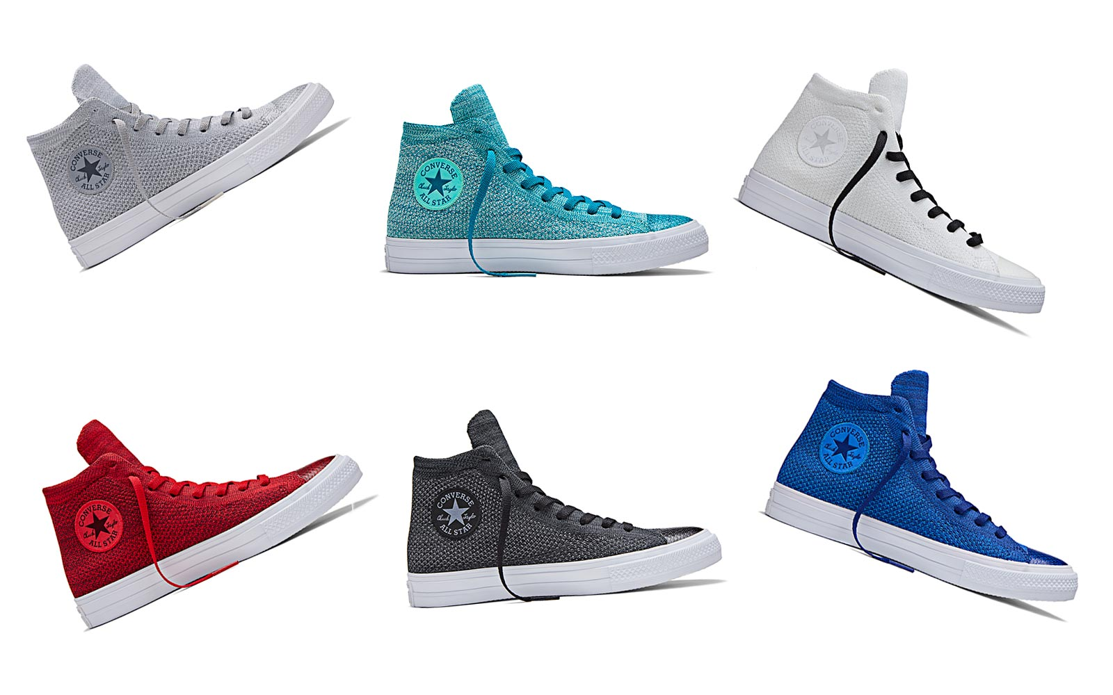 c620163bbfa6 Converse Chuck Taylor All Star x Nike Flyknit Launch Our New Favorite  Travel Shoe