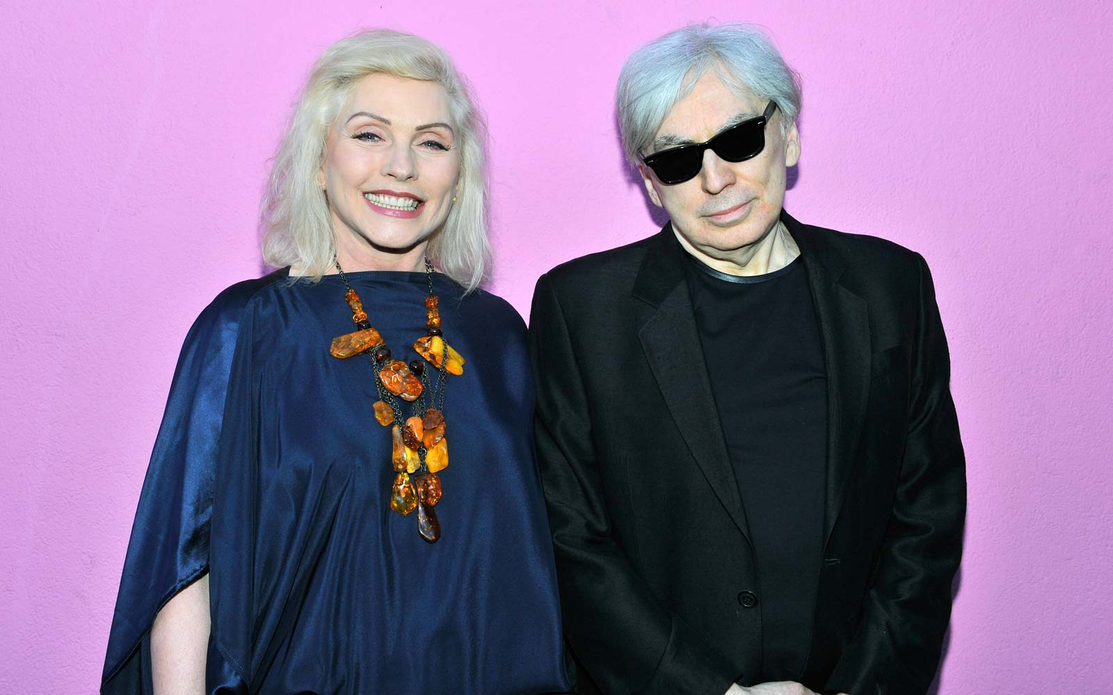 Blondie's Debbie Harry and Chris Stein on What It's Really Like to Tour in a Rock Band