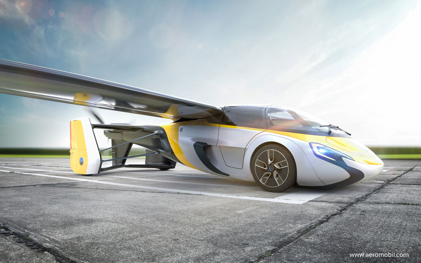 You Could Pre-order This Flying Car Later This Year