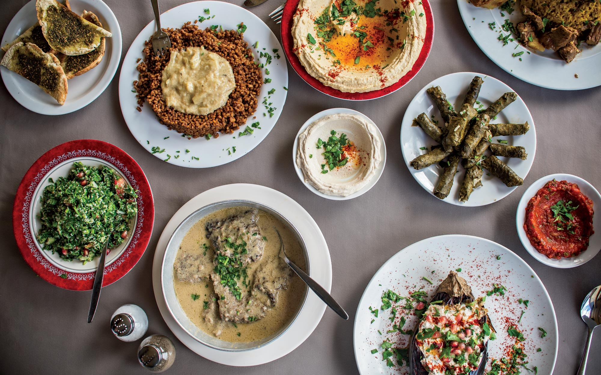 Israel's Country Cooking