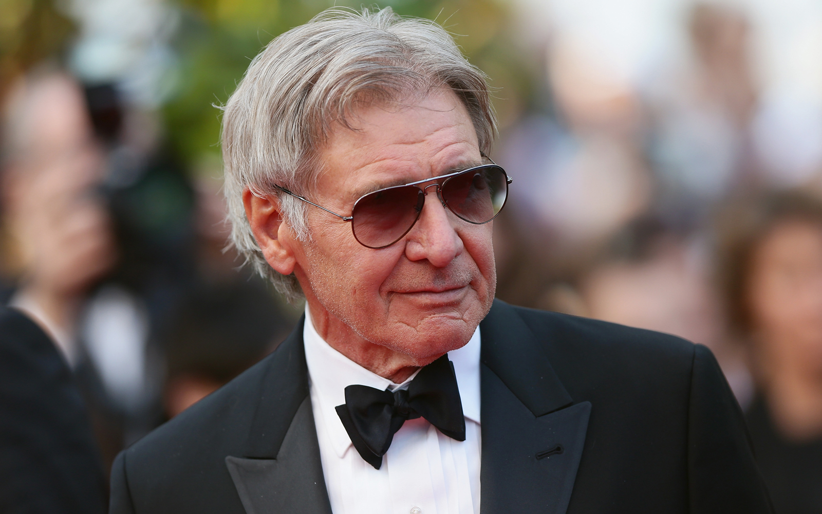 Harrison Ford: No Disciplinary Action After Plane Landing