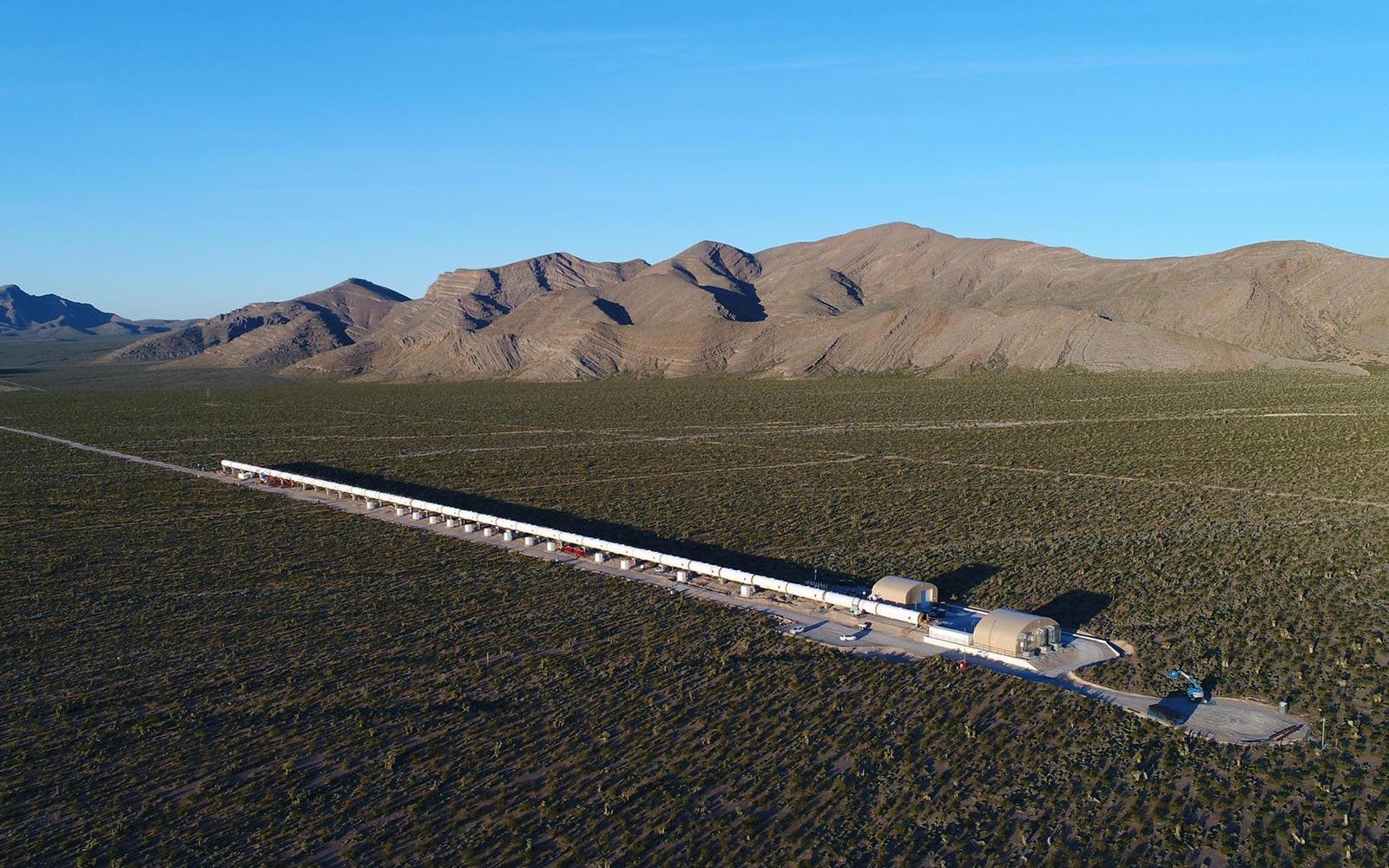 Hyperloop Could Get Passengers From New York City to D.C. in 20 Minutes