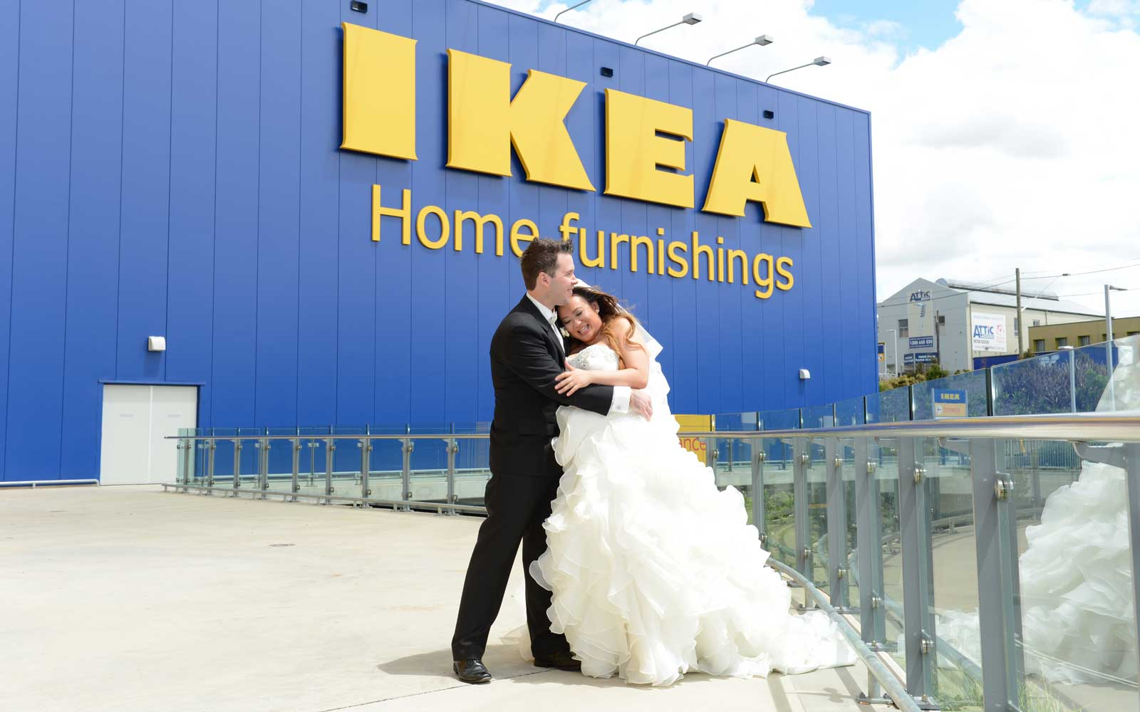 Ikea's 'Relationship Saving Station' Is Here to Help Couples Stop Fighting Over Furniture