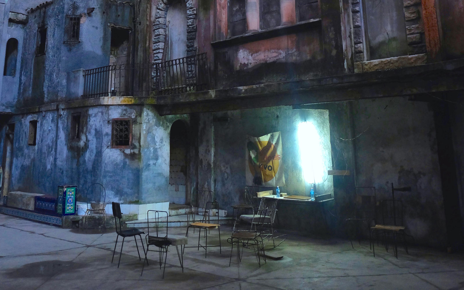 Inside the Regal Ruins of Havana's Past