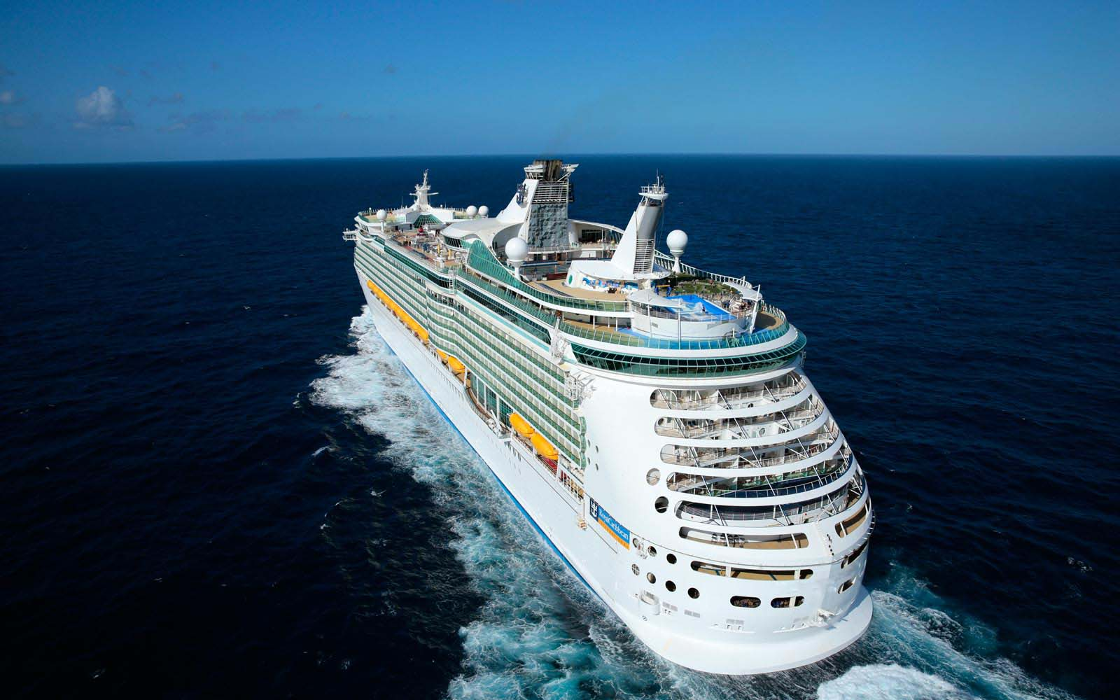 Royal Caribbean International's Explorer of the Seas Cruise Ship