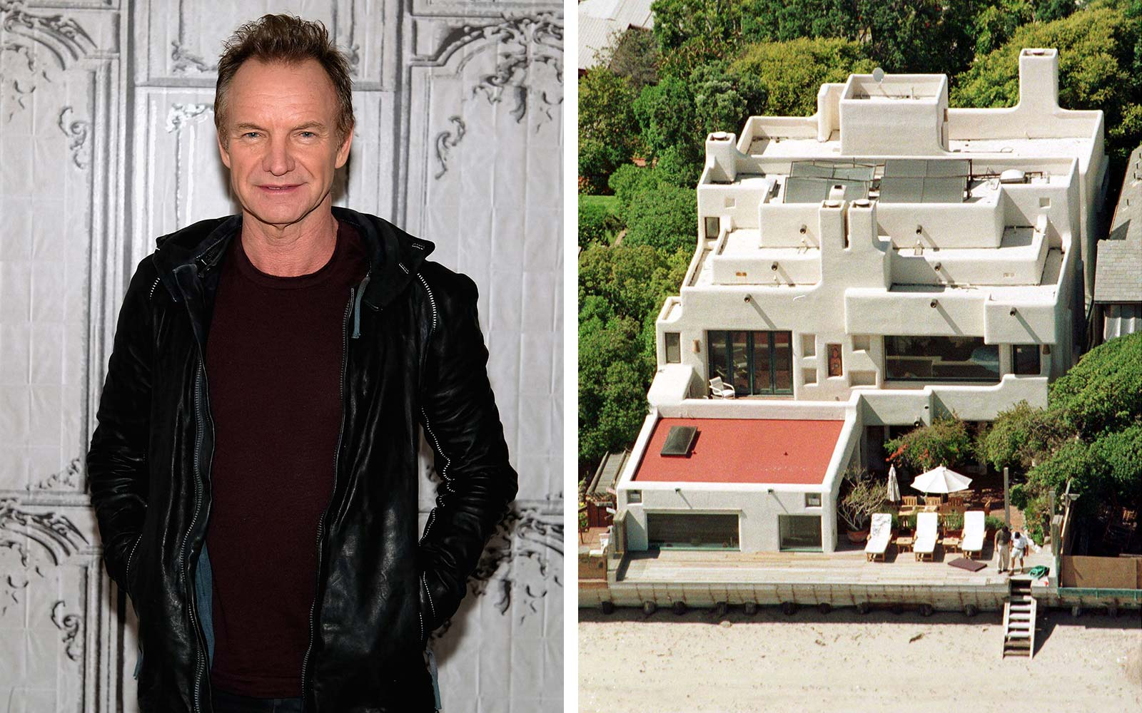 Sting's Malibu Beach Home Is Available to Rent