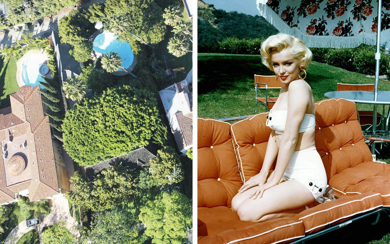 Marilyn Monroe's Last House, Where She Lived (and Died), Is for Sale