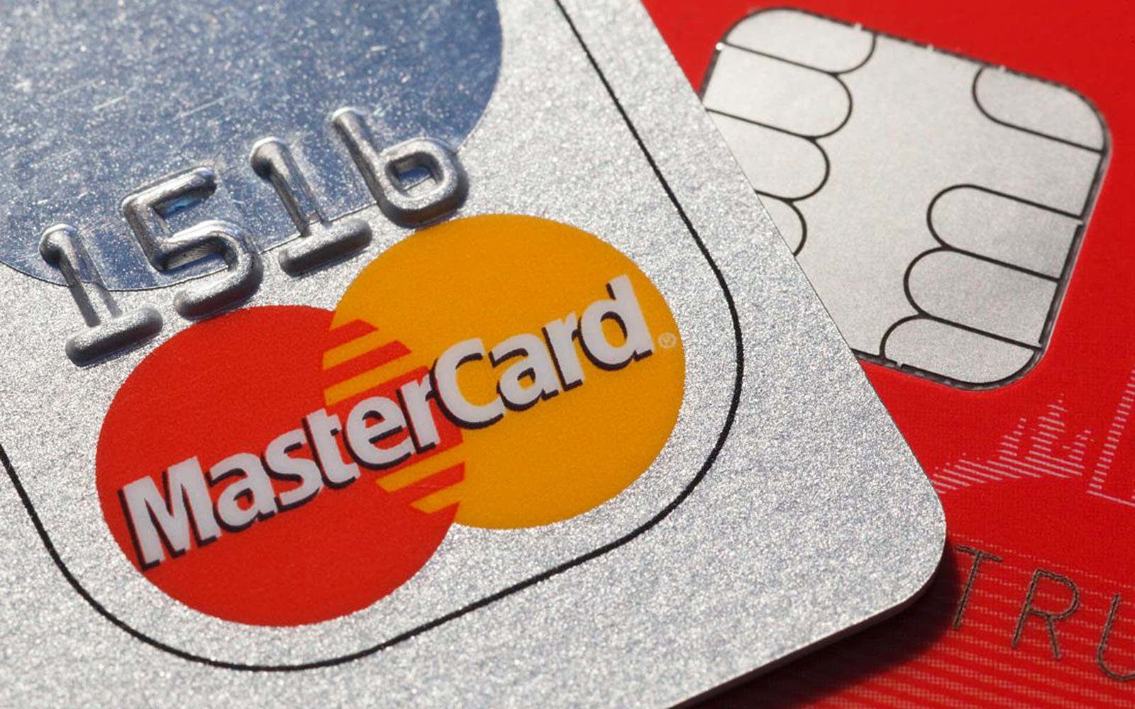 The New Mastercard Might Have a Built-in Fingerprint Scanner
