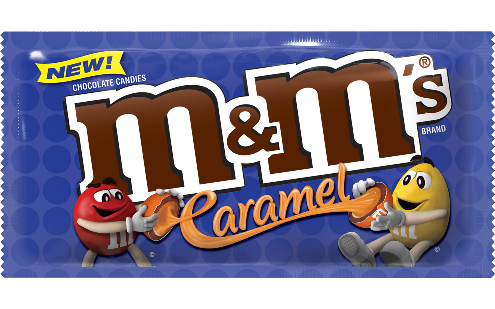 Caramel M&M's Are Coming to a Store Near You