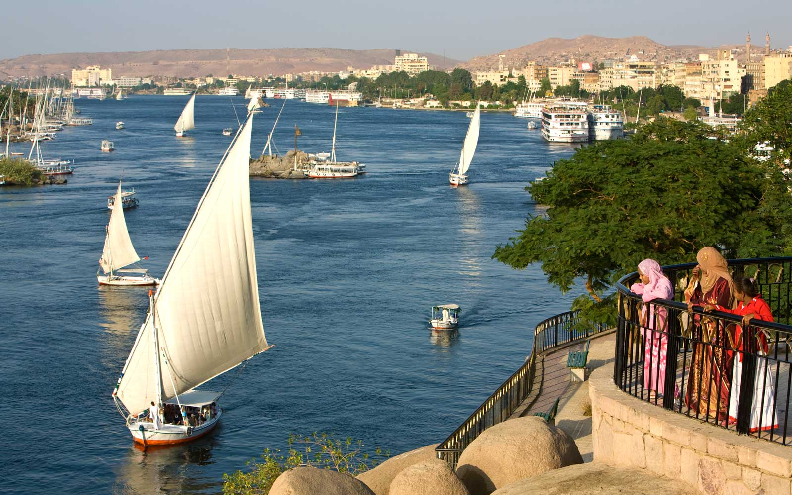 How to See the Nile River