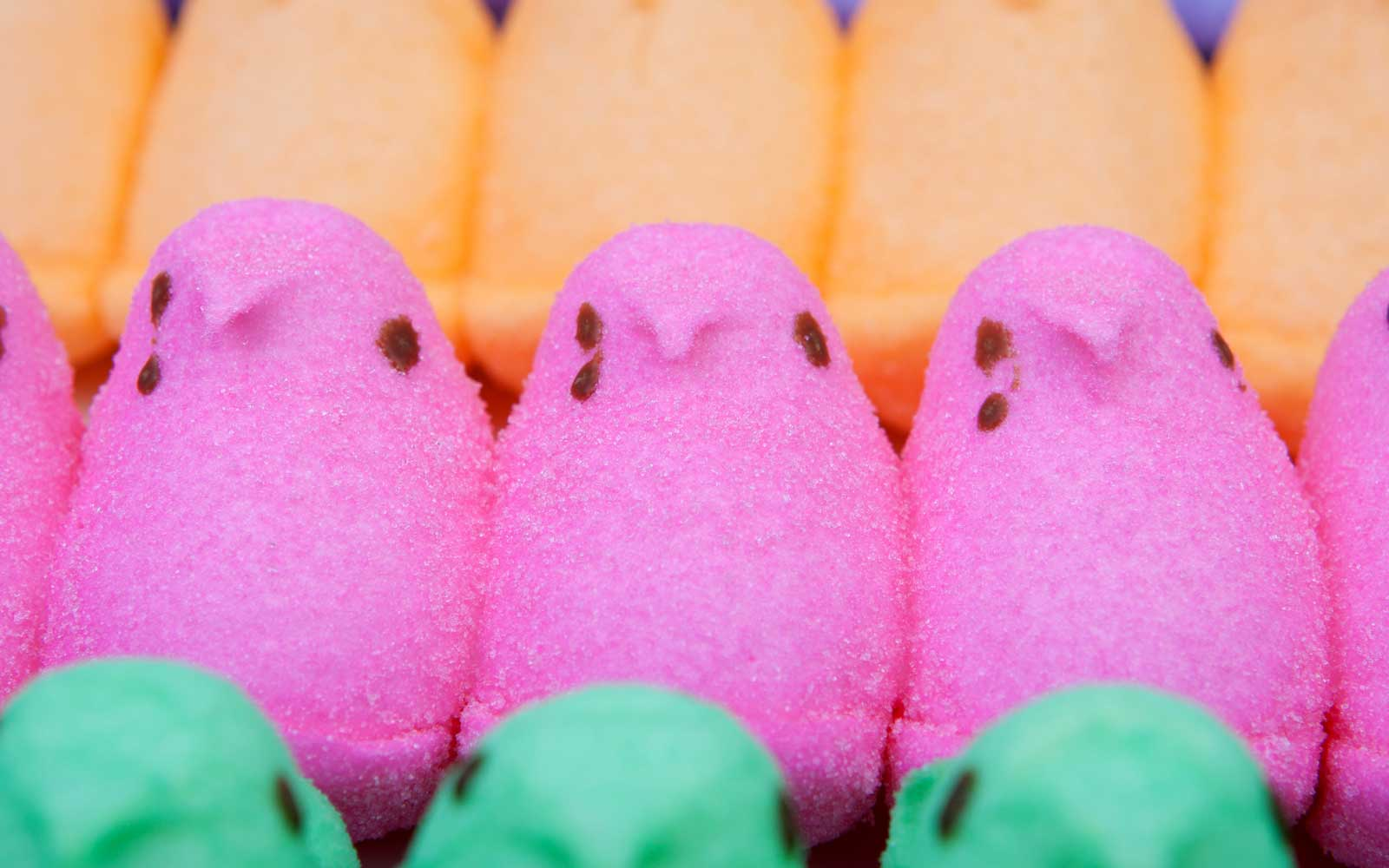 How Peeps Went From Handmade Delicacy to Industrial Candy Success