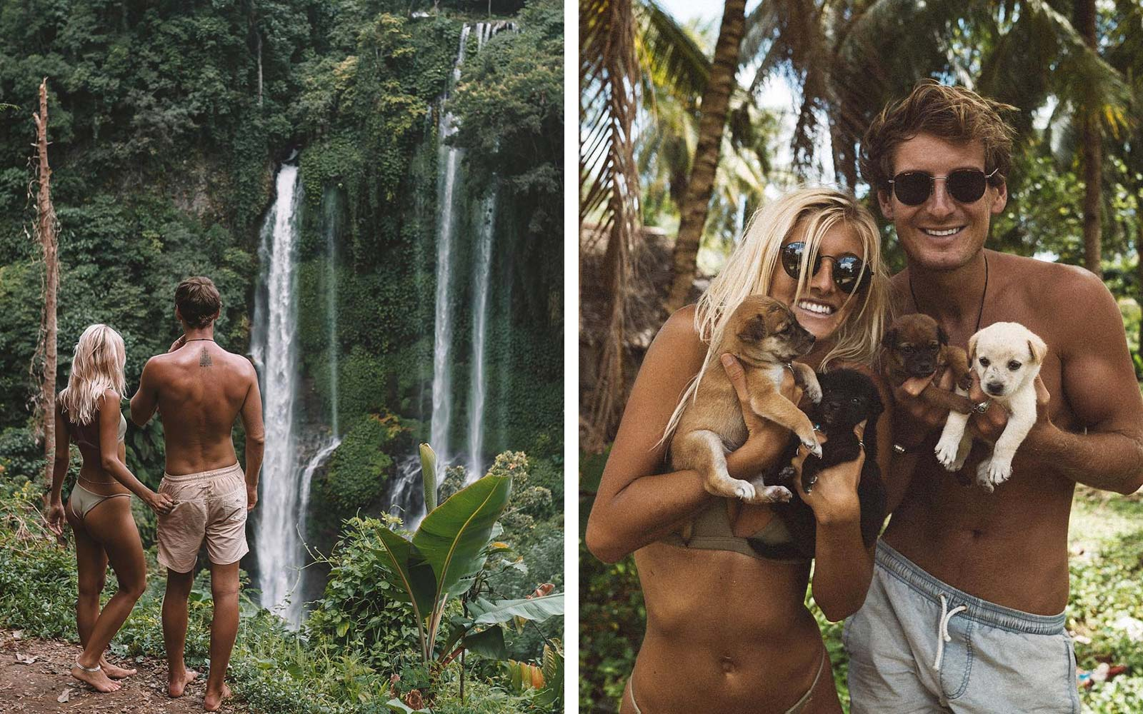 Traveling Instagram Couple