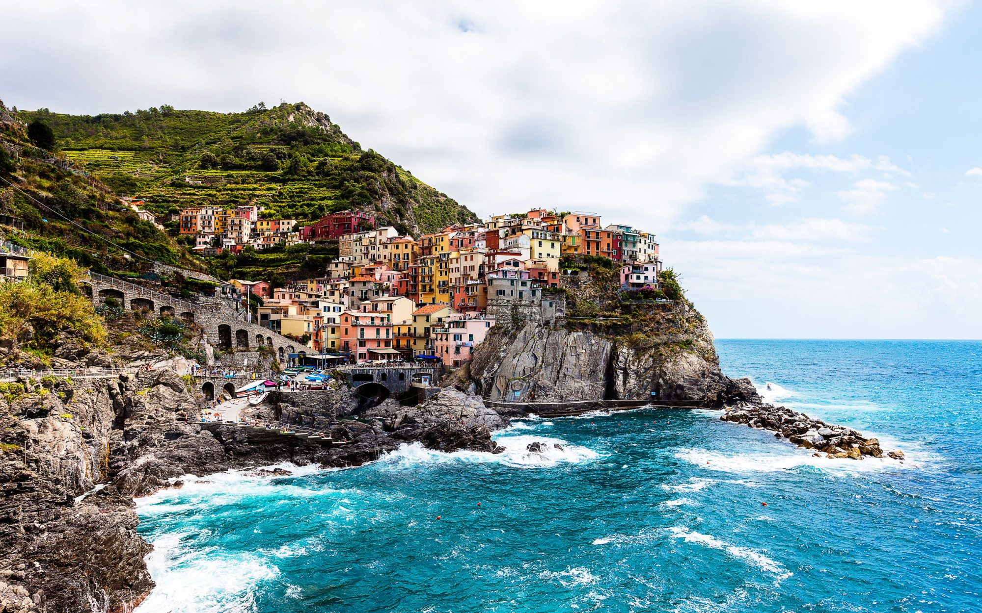 How Cinque Terre Plans to Handle Mass Tourism